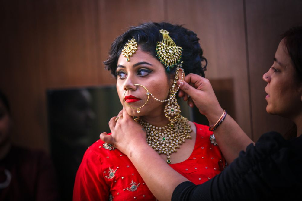 Photo From Bride - Madhiha - By Bride in Vogue