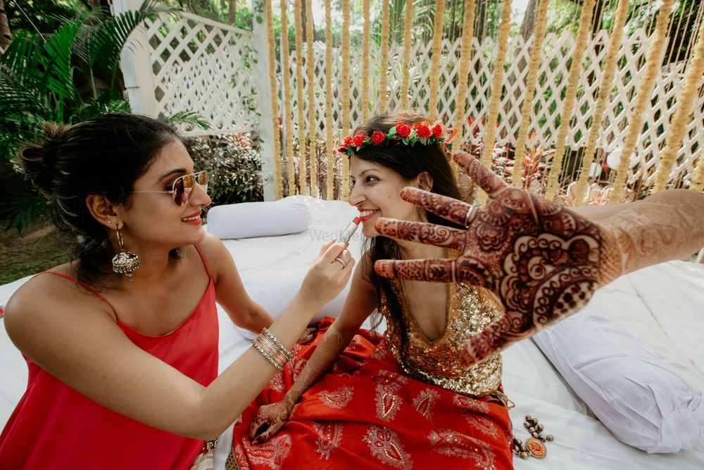 Photo From Mehendi Diaries - By Clicksunlimited Photography