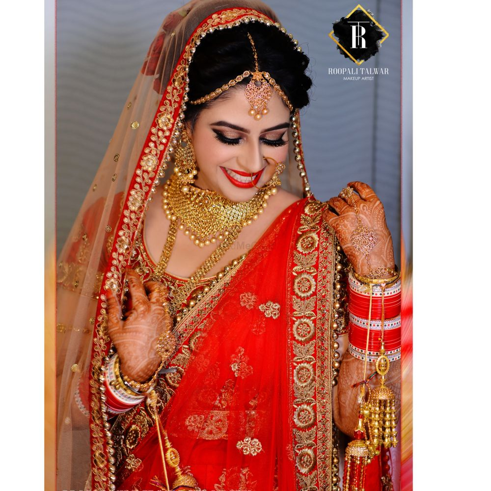 Photo From My Shy Gorgeous Bride  - By Roopali Talwar Makeup Artist