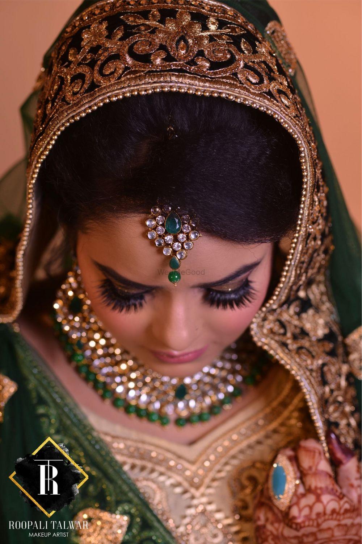 Photo From My Muslim Bride  - By Roopali Talwar Makeup Artist