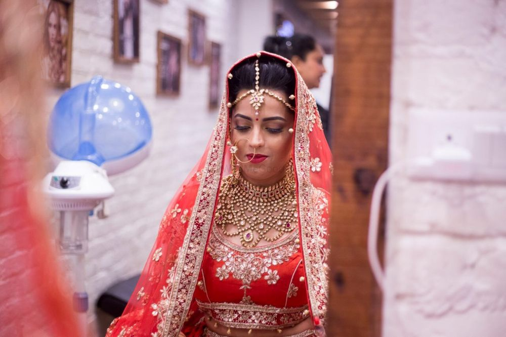 Photo From My gorgeous Bride  - By Roopali Talwar Makeup Artist