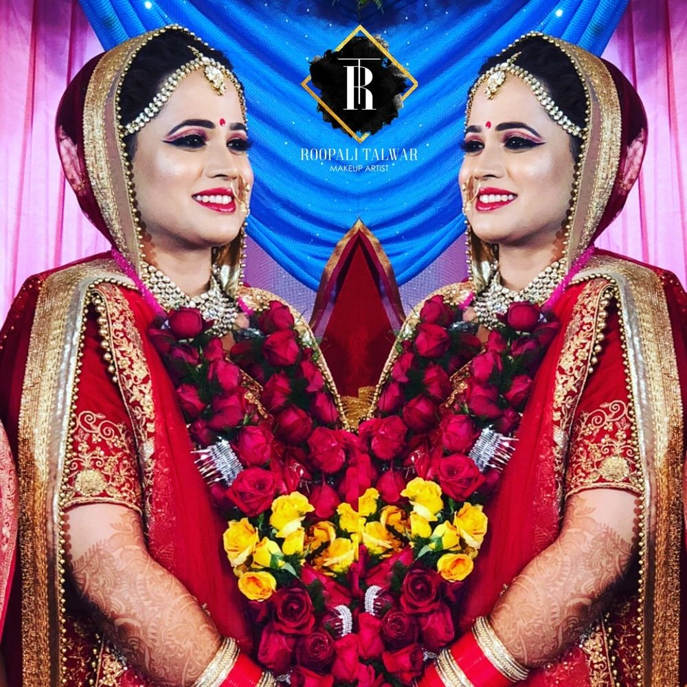 Photo From My Bong Bride  - By Roopali Talwar Makeup Artist