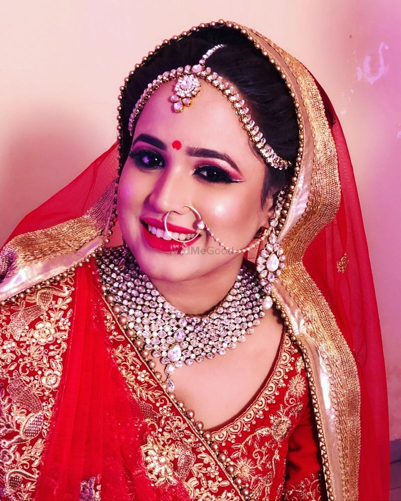 Photo From My Bong Bride  - By Roopali Talwar Makeup Artist