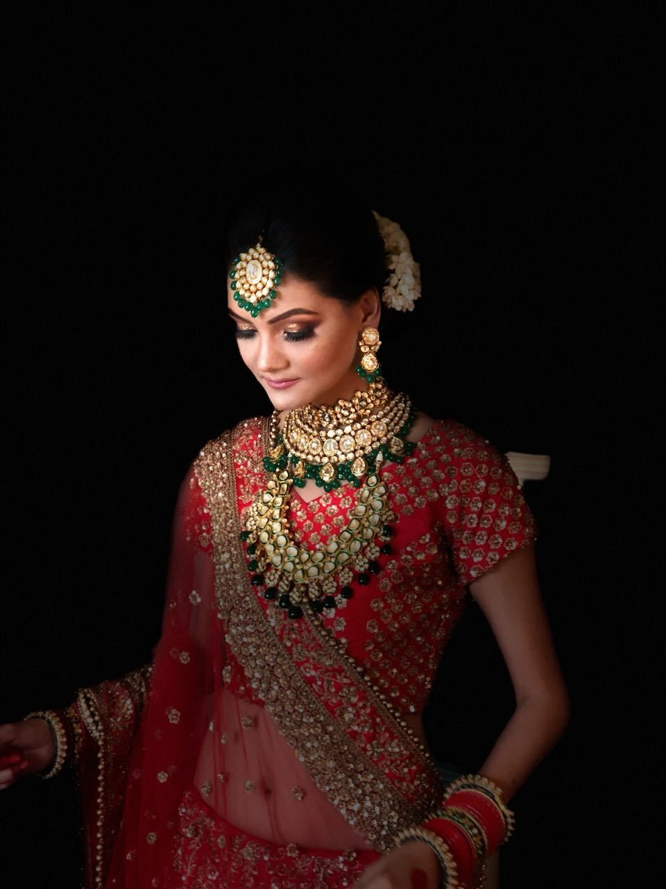 Photo From Anchal - By Vandana Piwhal Makeovers
