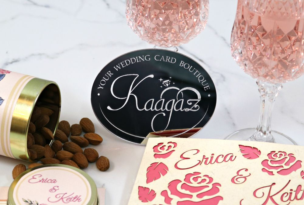 Photo From Rose Envelope themed - By Kaagaz- Wedding Card Boutique