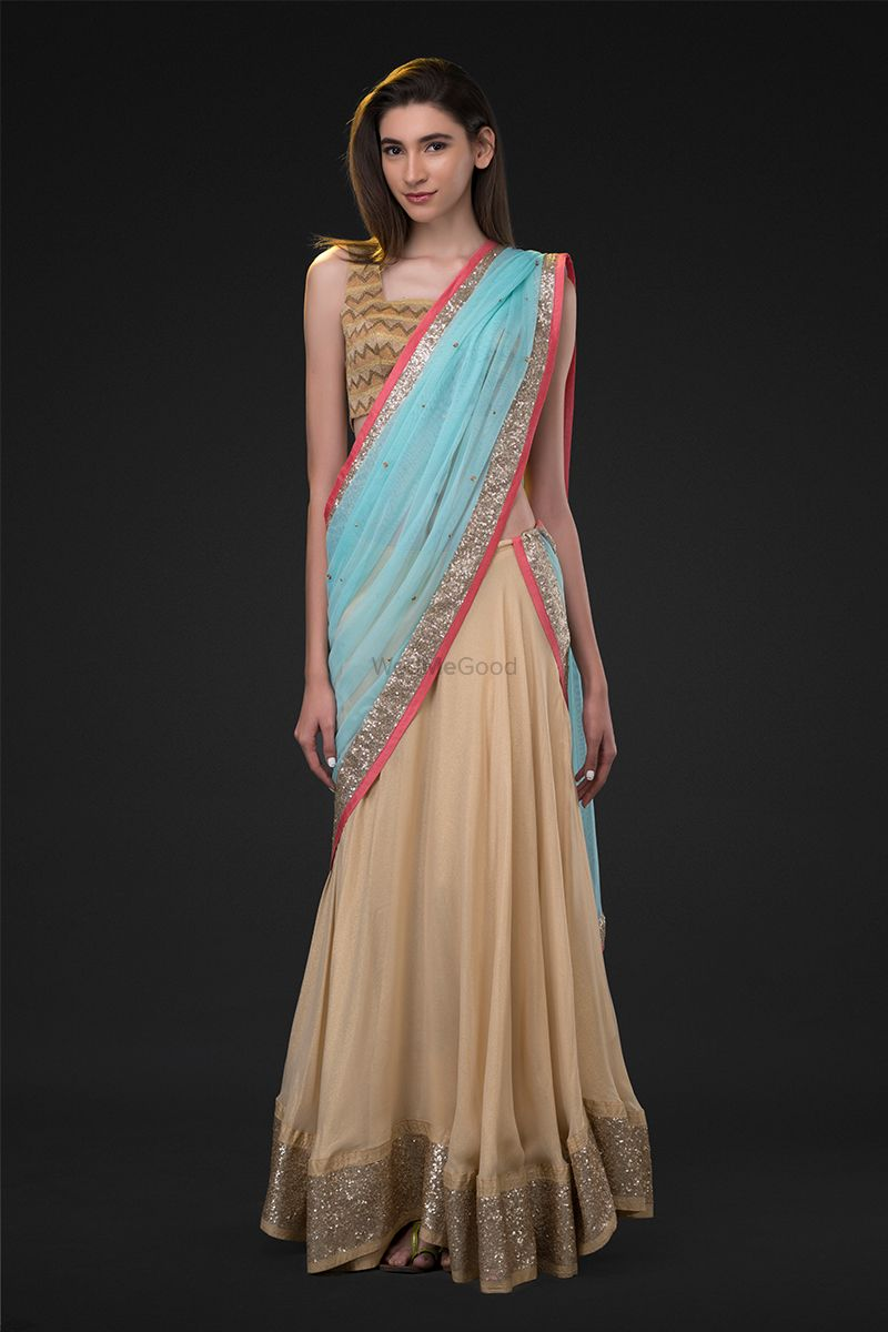 Photo From Lehengas - By The Muslin Bag