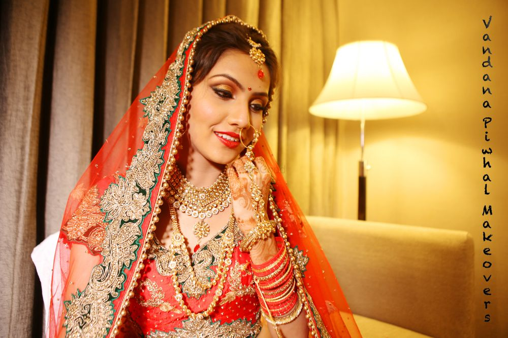Photo From Bridal Make-up - By Vandana Piwhal Makeovers