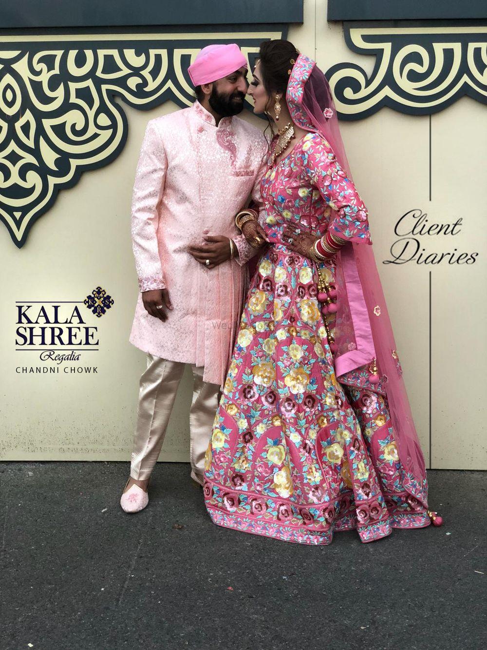 Photo From Beautiful Brides - By Kala Shree Regalia