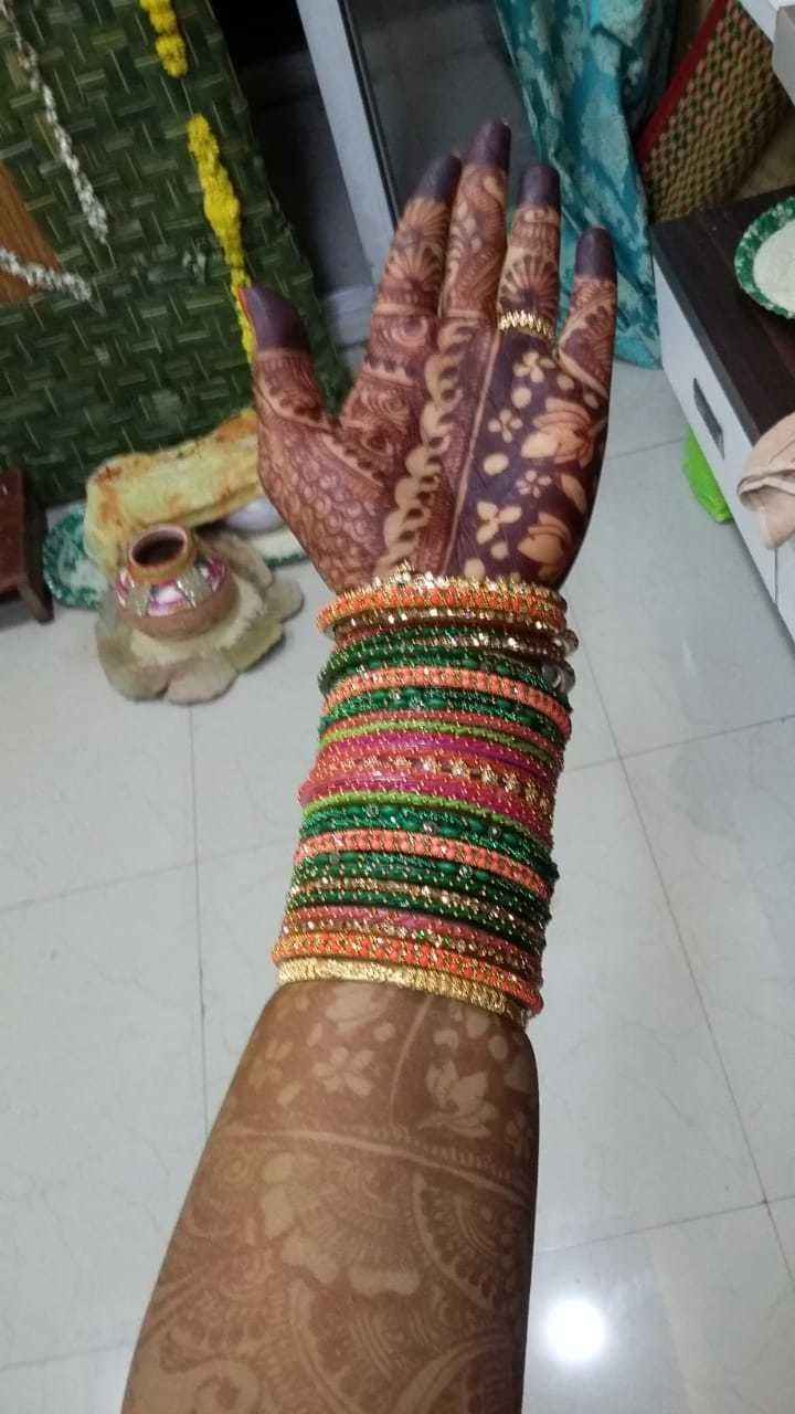 Photo From bridal mehndi - By Krishna Mehndi Art Hyderabad