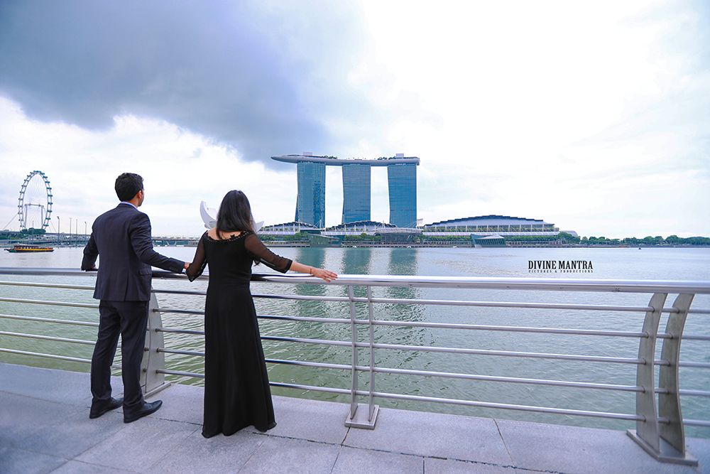 Photo From Nikhil & Sonal | Singapore - By Divine Mantra