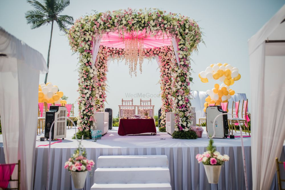 Photo From Mandap Goals  - By Mpire Weddings