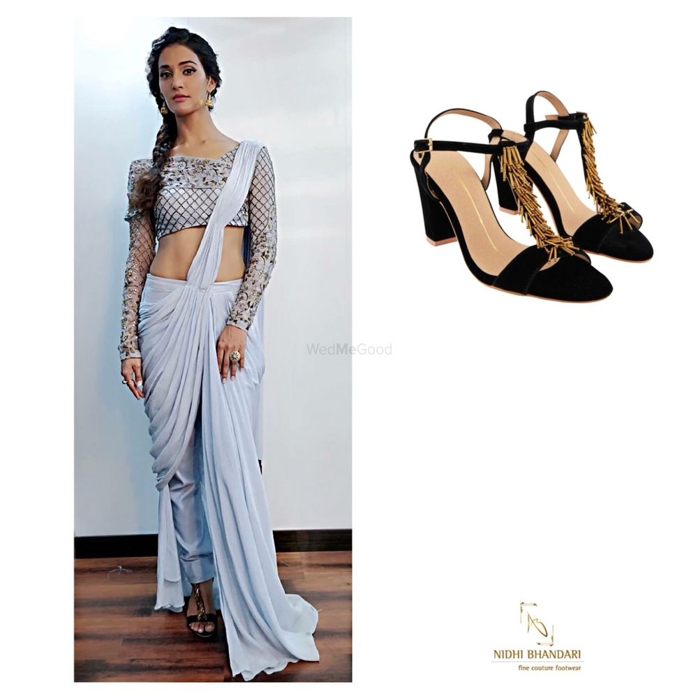Photo From NB Glam Quotient - By Nidhi Bhandari, Fine Couture Footwear