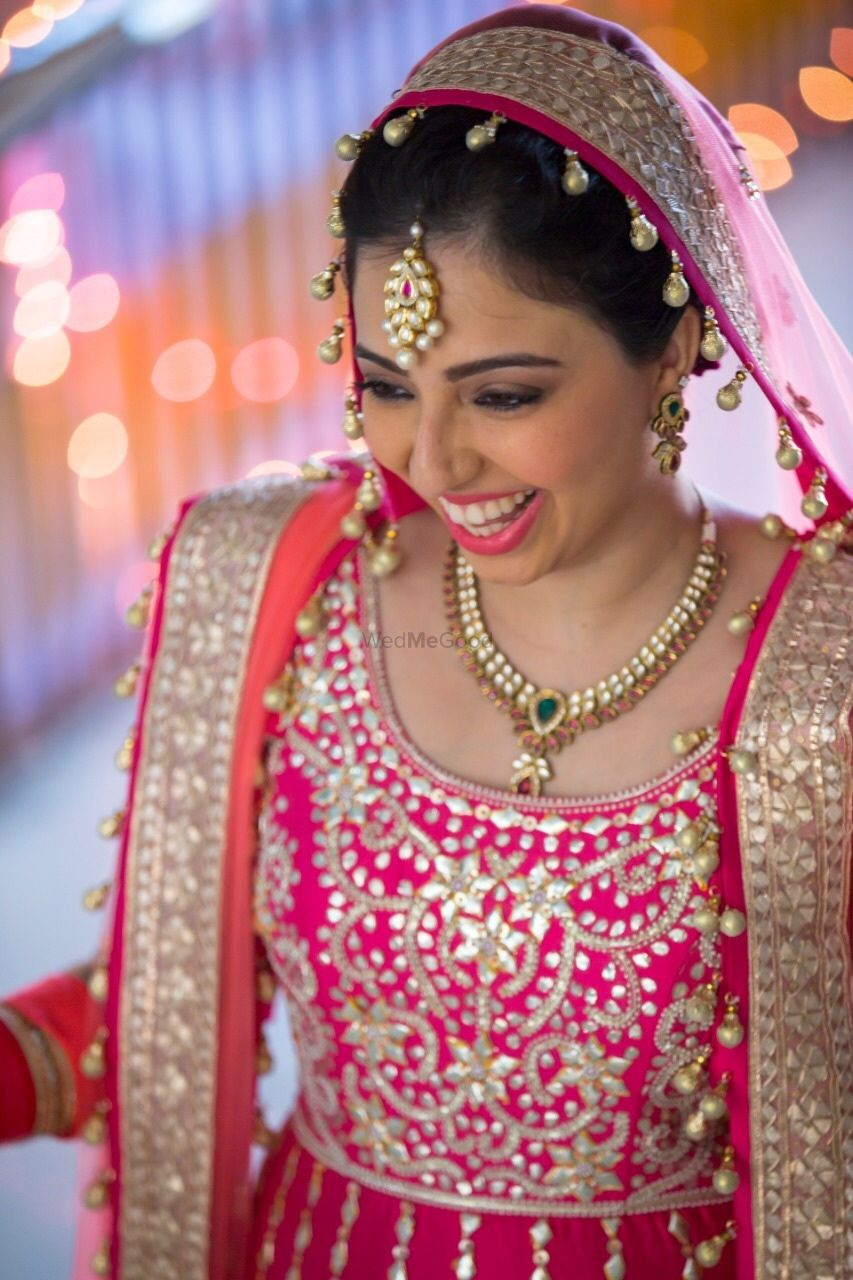 Photo From Manveen weds Shrey - By Vidhi Salecha Makeup Artist