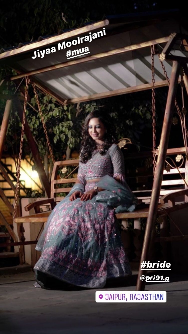 Photo From Party, Coctail, Sangeet Makeup - By Jiyaa Mool Rajani