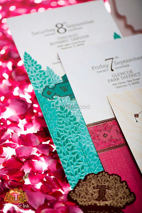 Photo From Tara & Ethan - By Turmeric Ink Invitations and Stationery