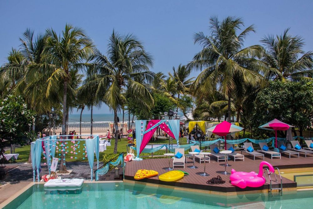 Photo From pool deck - By The Palayana Hua Hin