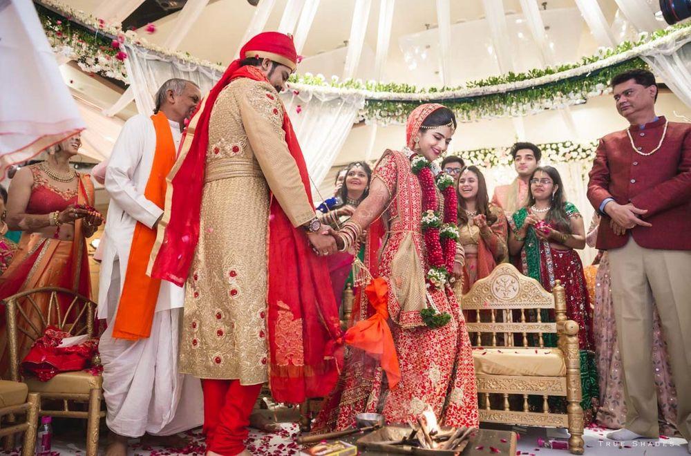Photo From Wedding - Aditya and Parita - By True Shades Photography