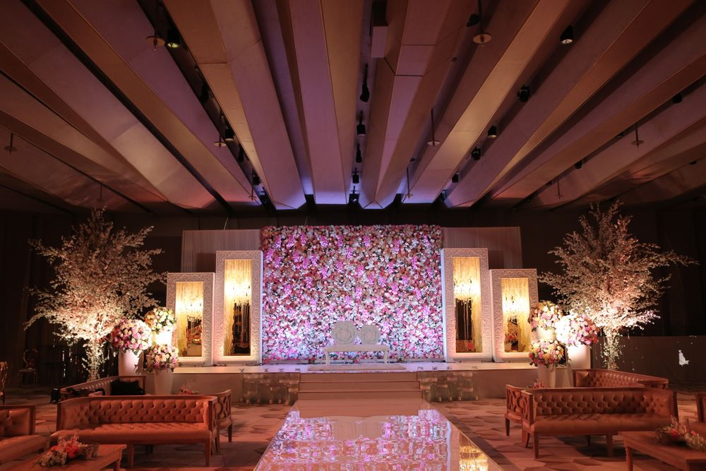 Photo From #MY WEDDING at FIVE, Palm Jumeirah, Dubai, UAE  - By Evolve Weddings India