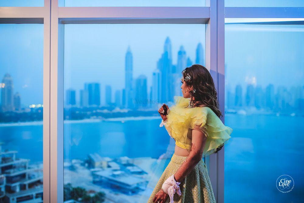 Photo From HALDI LUNCH #MY WEDDING At FIVE, Palm Jumeirah, Dubai  - By Evolve Weddings India