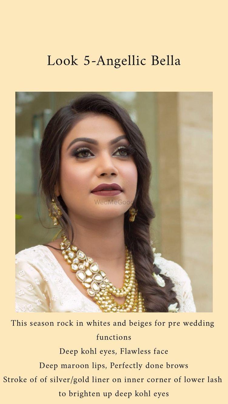 Photo From Bridal Makeup Trends 2018-19 - By Aakriti Gandhi Makeup Artist
