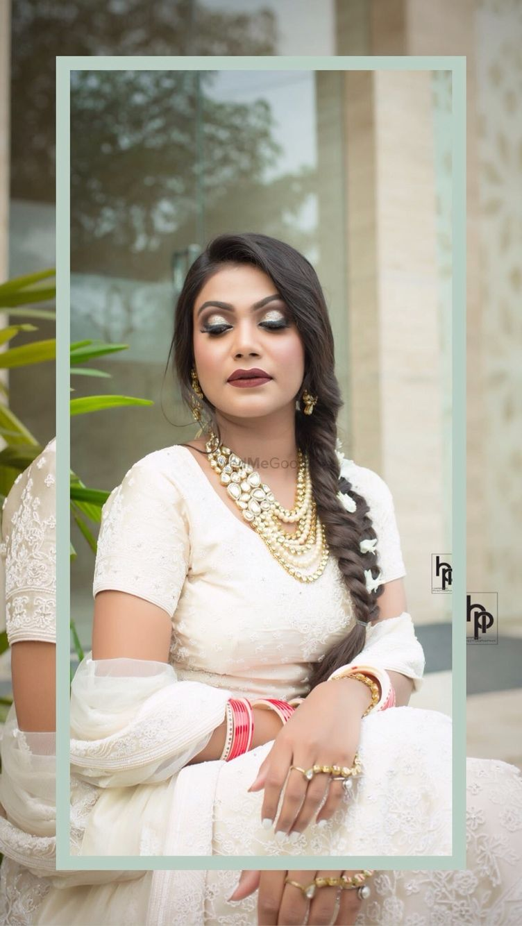 Photo From Bridal Makeup Trends 2018-19 - By Aakriti Gandhi Makeup Artist
