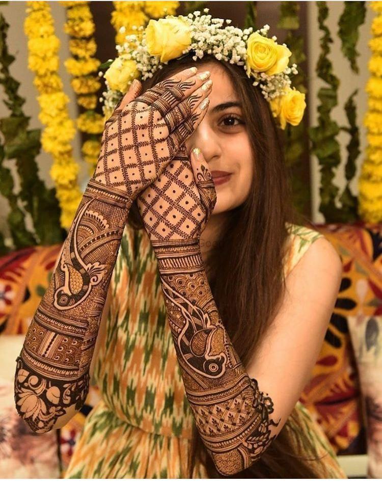 Photo From uk - By Ram Babu And Uday Mehendi
