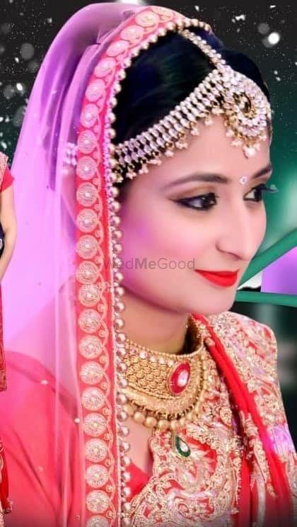 Photo From Mantasha weds Bharat  - By Roopali Talwar Makeup Artist