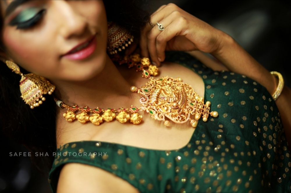 Photo From Elegant American Diamonds Collections With Thamizh selvi - By Lumibella Fashion