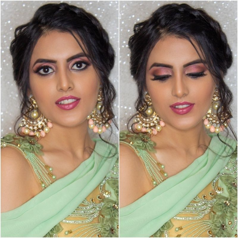 Photo From Engagement Makeups - By Pretty Real with Kashni