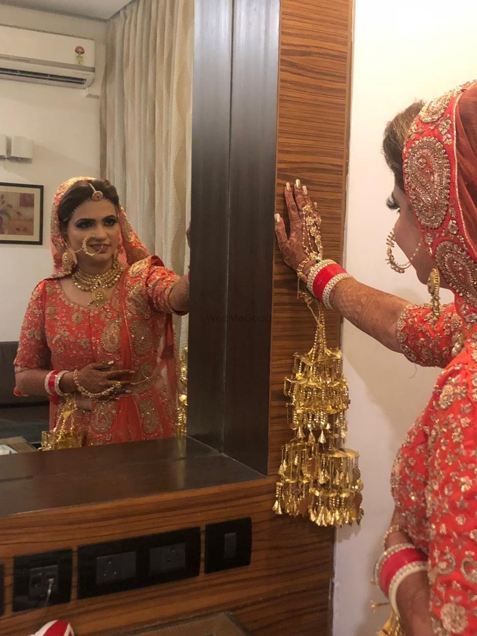 Photo From Swati bridal mehendi on 22nd Nov 2018 at Lily white chattarpur - By Shalini Mehendi Artist