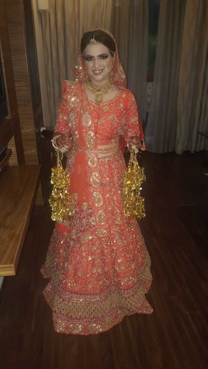 Photo From Swati bridal mehendi on 22nd Nov 2018 at Lily white chattarpur - By Shalini Mehendi Artist