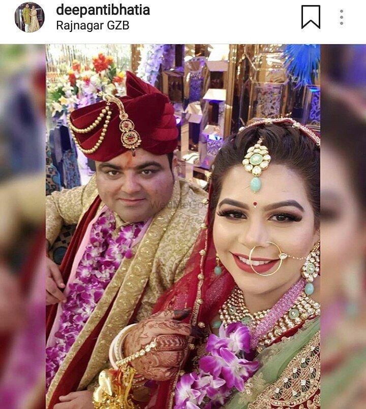 Photo From Deepanti bridal mehendi on 17 th nov 2018 - By Shalini Mehendi Artist