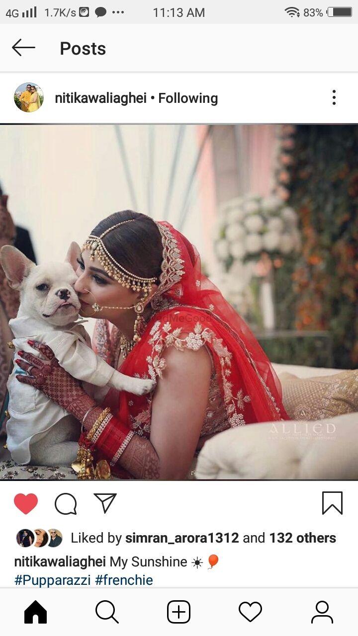 Photo From Neetika bridal mehendi on 22nd 2018 at Patel nagar - By Shalini Mehendi Artist