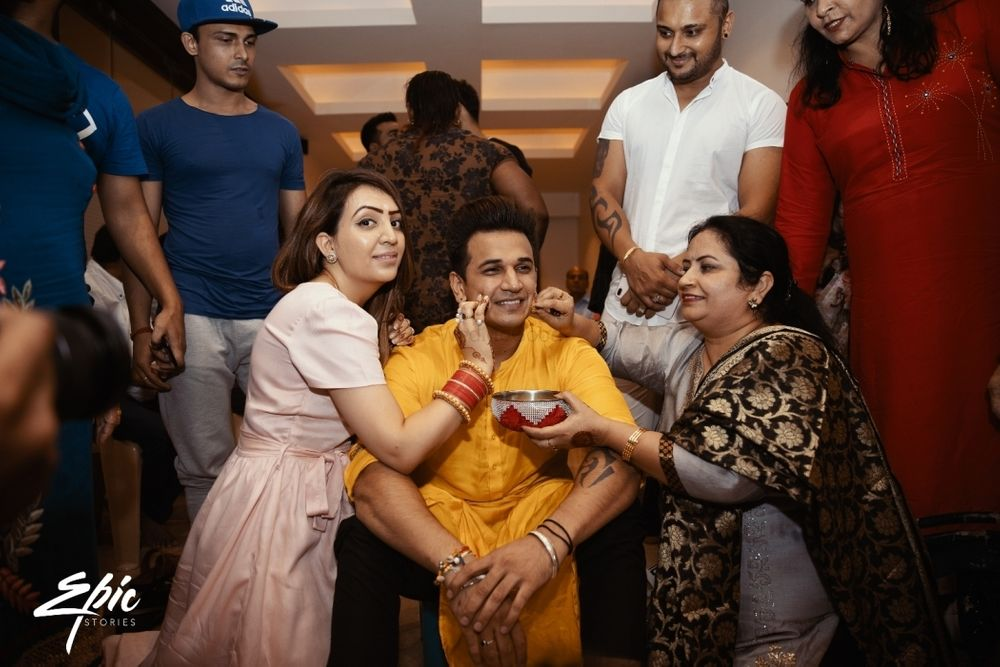 Photo From CELEBRITY WEDDING - PRINCE NARULA & YUVIKA CHAUDHARY - By EPICSTORIES