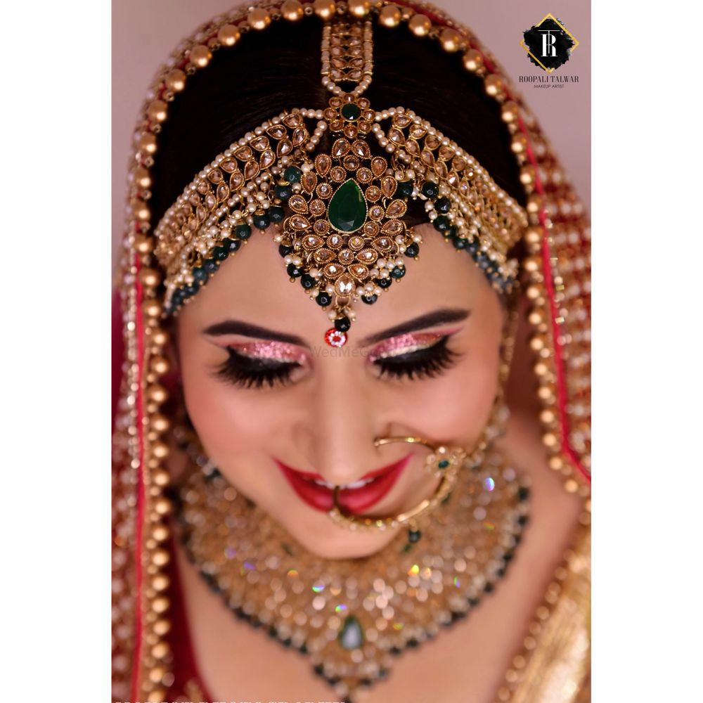 Photo From Shine bright like a  - By Roopali Talwar Makeup Artist