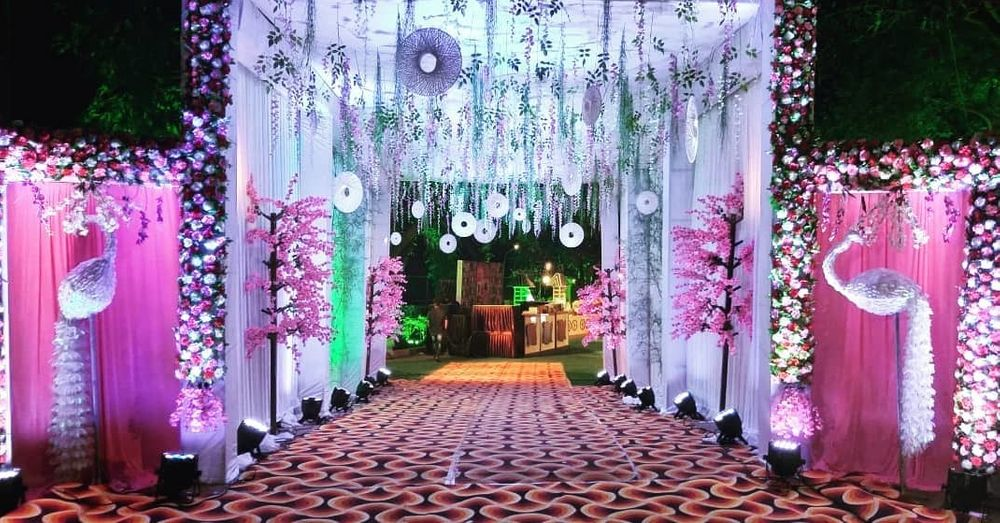 Photo From cherry blossom theme - By Aarambh Events & Wedding Planner