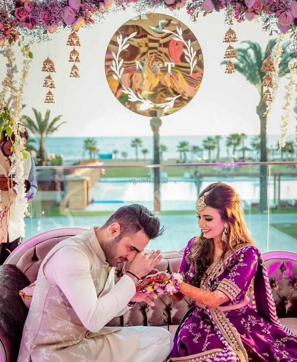 Photo From Namrata's Turkey Wedding - By Afreens Hair & Makeup