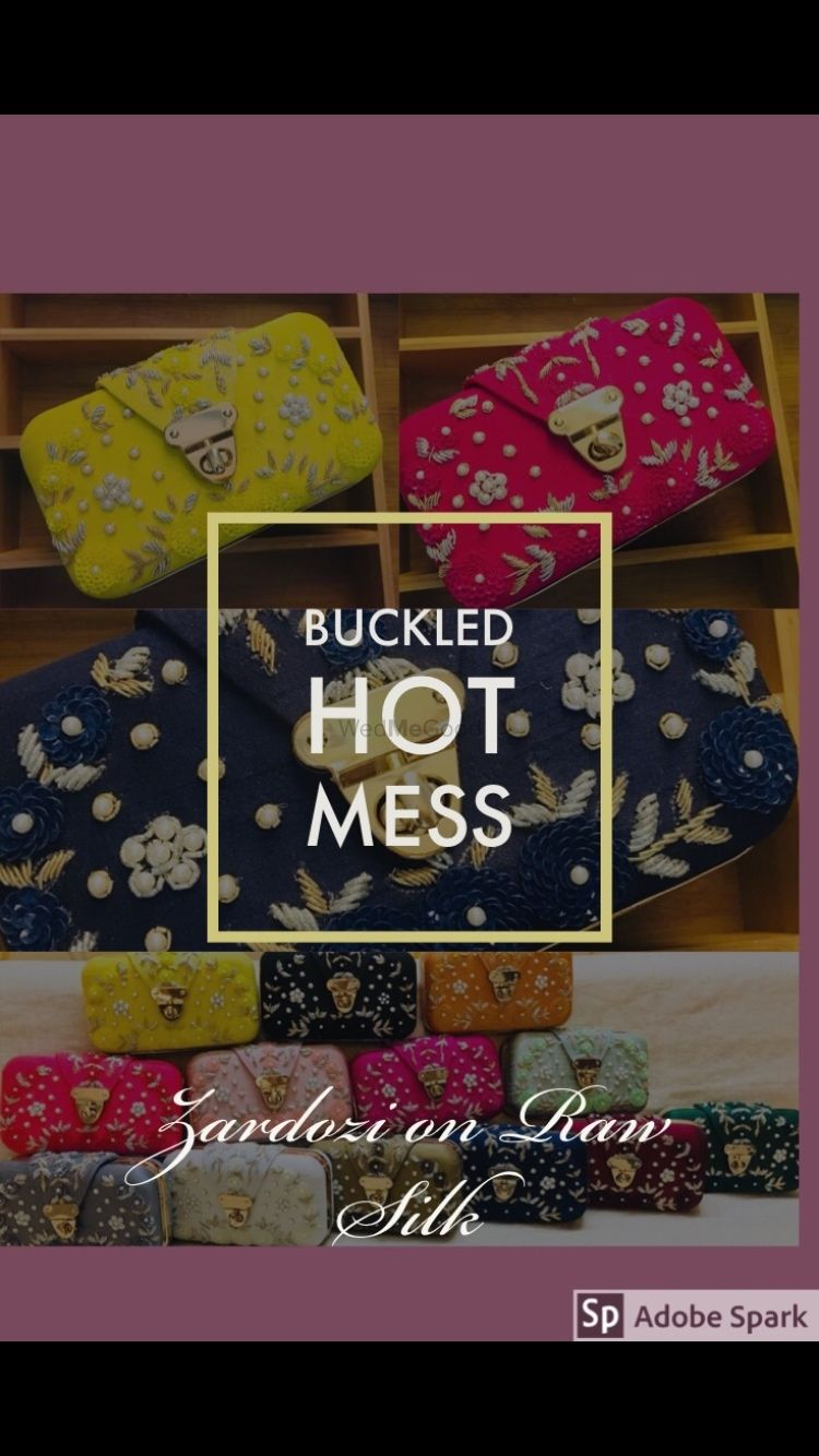 Photo From Buckled Hot Mess Zardozi - By Dipi By Ankita Thakur