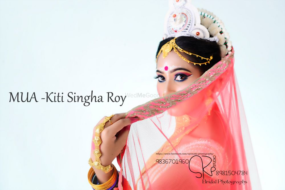 Photo From Bridal Makeover - By Professional Makeup Artist Kiti