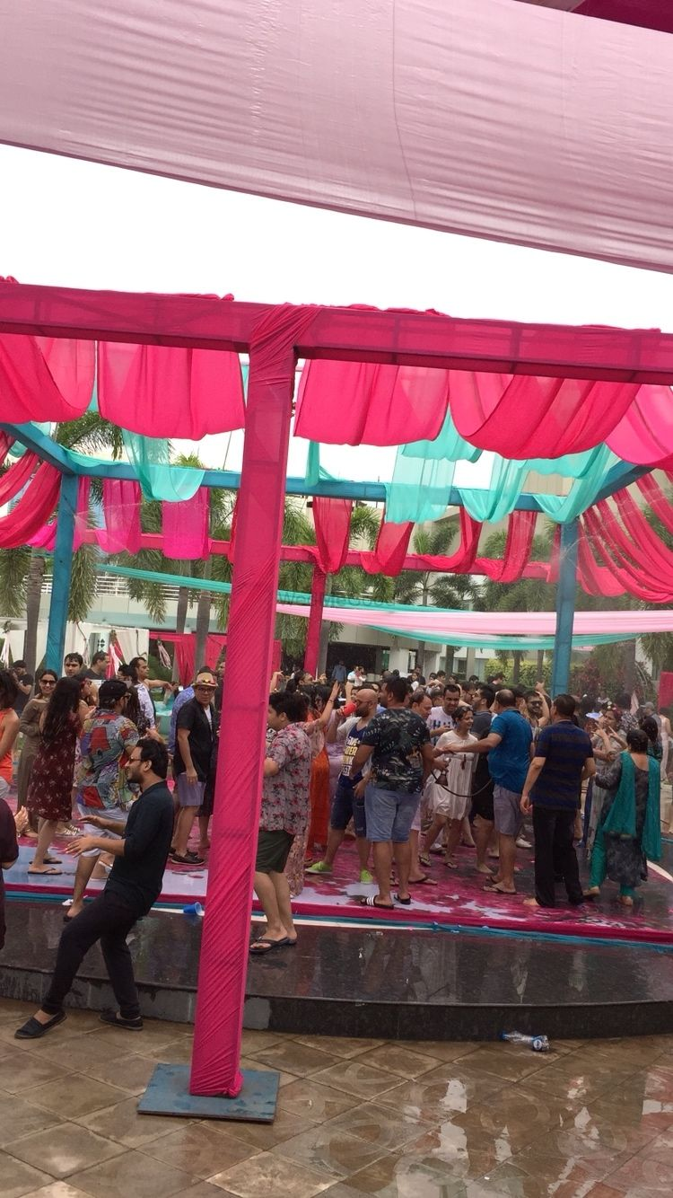 Photo From Daman Pool Party - By DJ Anuj