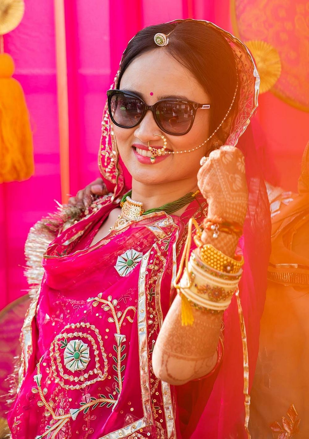 Photo From Wedding : Vidhi Weds Harsh - By Lensomaniya Photography