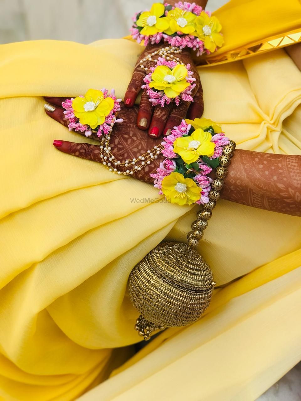 Photo From Nisha Sadnani Bride - By Lata Mehandi