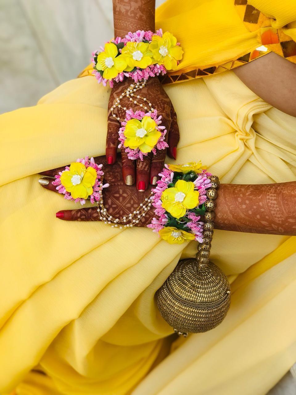 Photo From Nisha Sadnani Bride - By Lata Mehandi