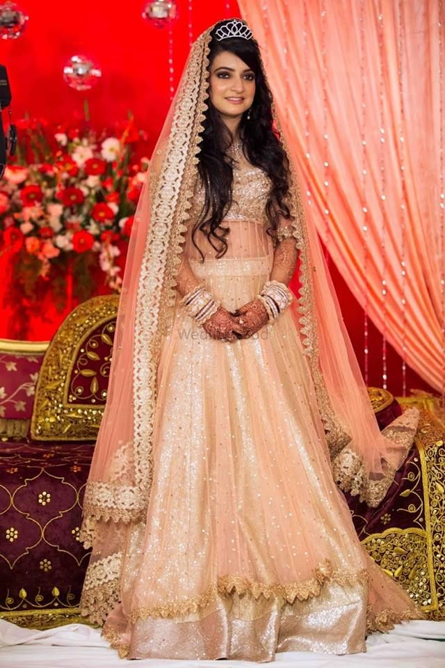 Photo From Makeup for Sharmeen's Reception! - By Make-up by Afsha Rangila