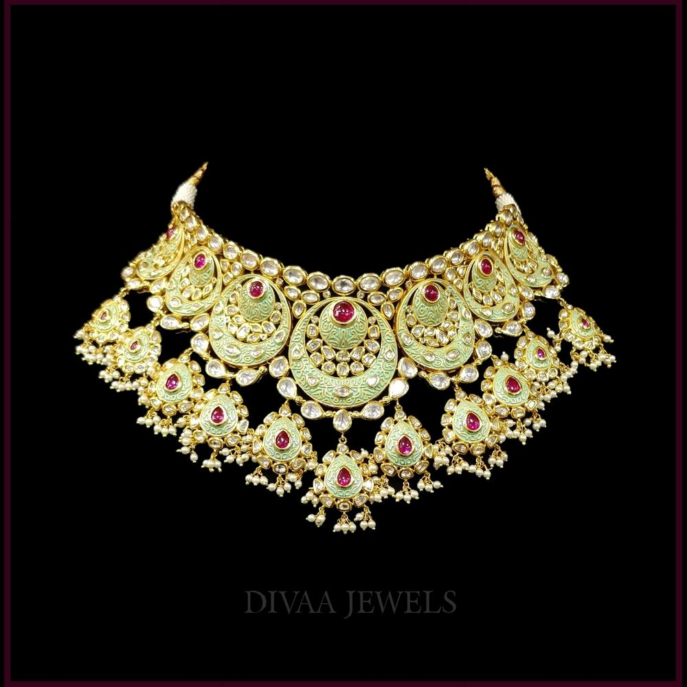 Photo From Bridal Sets - By Divaa Jewels