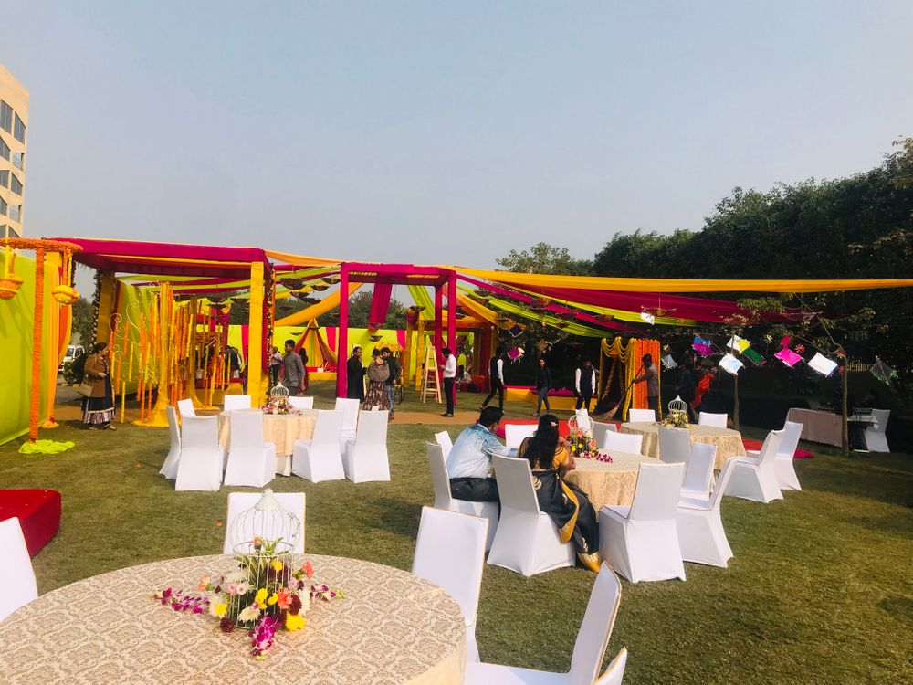 Photo From  Shikha's Mehndi  - By Vibes of Luxury Events