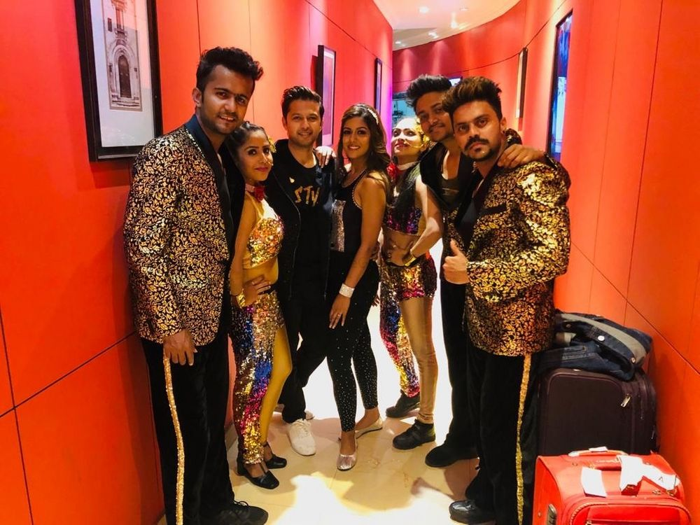 Photo From CELEBRITIES CHOREOGRAPHED & PERFORMED WITH RAAHIL DANCE TEAM - By Raahil Dance Team
