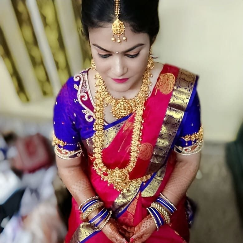 Photo From south Indian bride - By Zing Creations