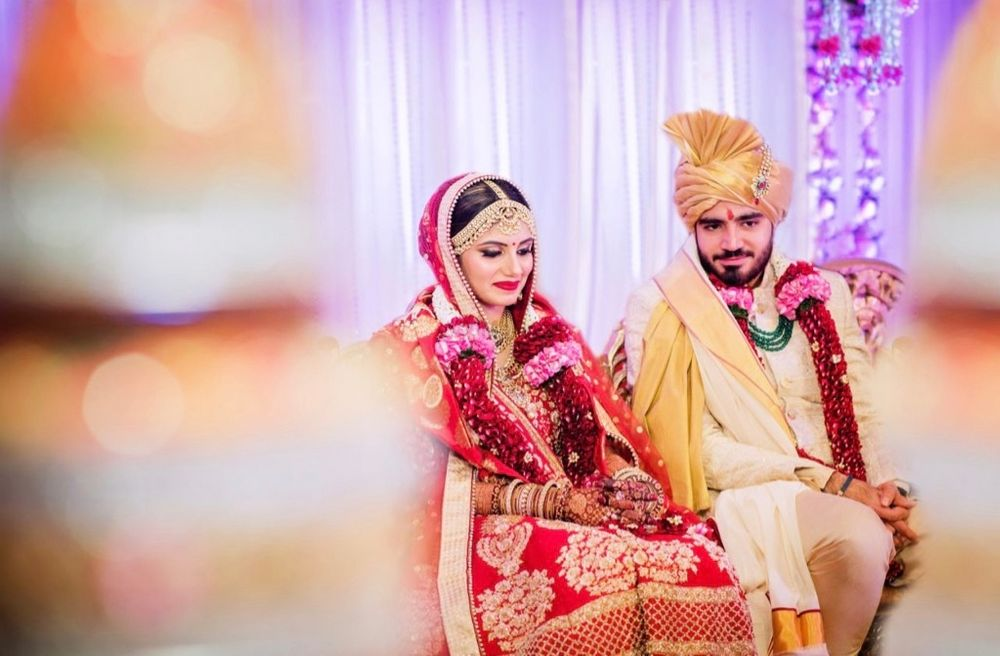 Photo From Jhanvi's Wedding - By Afreens Hair & Makeup