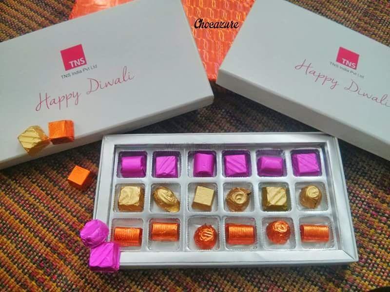 Photo of chocolate box